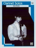 Clarinet Solos: Level II Solo Book [  ] Used - VeryGood