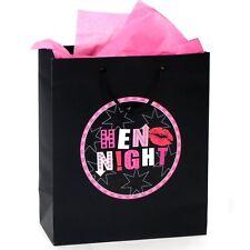 Hen Night Party Borsa regalo con adesivo Gallina Borse Regalo Con adesivo da applicare