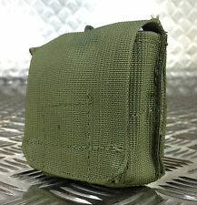 IDF Military Tactical Ammo / Ammunition Pouch. Web / Codura G2 - Olive Green