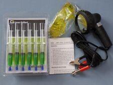 DIAGNOSI CLIMA AUTO R134A R410A R1234yf SET RILEVAZIONE PERDITE UV Finder kit