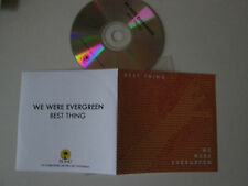 We Are Evergreen - Best Thing - UK 1 Track  Promo 2014