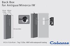 Speaker Box Inwall Cabasse Speakers Minorca,Antigua In-Wall Speakers List $199