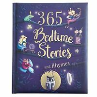 365 Bedtime Stories and Rhymes by Cottage Door Press and Parragon Books Hardback
