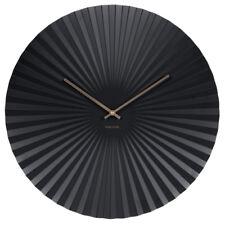 Karlsson Sensu Clock Large - Black