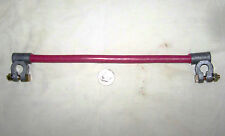 """MHE237 MK4 JI CASE FORK LIFT L103015 NEW BATTERY / BATTERY CABLE ASSEMBLY 13"""" CC"""