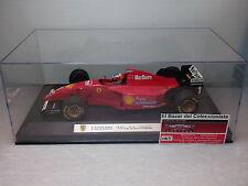 1:18 Ferrari 412 T2 Schumacher 1996 + Ma rl bo ro  + Vitrine  - PMA - 3L 050