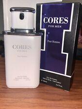 perfume for men CORES Long Lasting Natural Spray 100ml