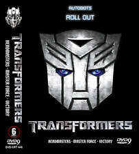 DVD ANIME Transformers: Headmaster/Masterforce/Victory ENGLISH VERSION+ FREE DVD