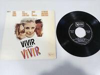 """Schöner Wohnen para Live Soundtrack Ost Single 7 """" Vinyl Spanisch Edition 1967"""