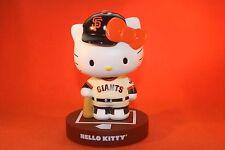 Bobblehead Hello Kitty Sanrio SF San Francisco Giants NIB 6/28/15