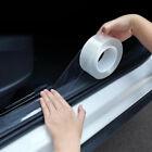 Protector Sill Scuff Cover Car Door Plate Sticker Bumper Body Anti Scratch Strip