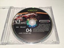 Colin McRae Rally 04 (Microsoft Xbox) Game in Plain Case Excellent!