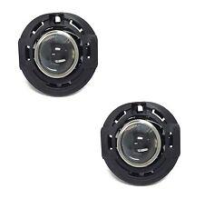 2 Replacement Fog Light Lamps For Challenger, Grand Cherokee, Durango Avenger (Fits: Dodge Avenger)