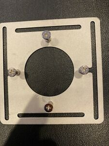 NEST MOUNTING PLATE FOR 3rd Gen with Screws