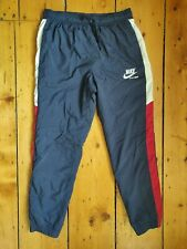 Nike Azul Marino para Hombre Medio de archivo pista Jogger