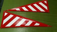 Abnormal Load Side Projection Marker 1520 mm x 610 mm Left and Right