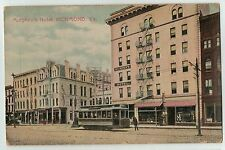 Murphy's Hotel & Trolley Car in Richmond VA OLD