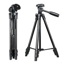 Professional Digital Camera DSLR Camcorder Travel Tripod Stand For Canon Nikon
