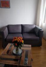 Bielefelder Werkstätten Sofa | Farbe (anthrazit/grau)