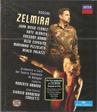 ROSSINI: Zelmira, All Regions Blu-ray *NEW* Juan Diego Florez Kate Aldrich
