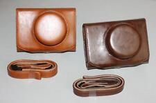 Leather Camera Case Bag Cover for Fujifilm Fuji X10 X20 X30 X100T X100 X100S