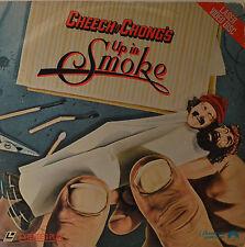 """CHEECH & CHONG`S - UP IN SMOKE - LASERDISC 12"""" LD (O152)"""