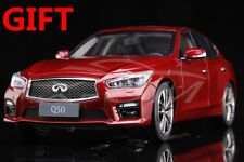 Car Model Infiniti Q50 1:18 (Red) + SMALL GIFT!!!!!!!!!!!