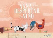 NANA PARA DESPERTAR A UN NIÑO by Fran Pintadera (2017)