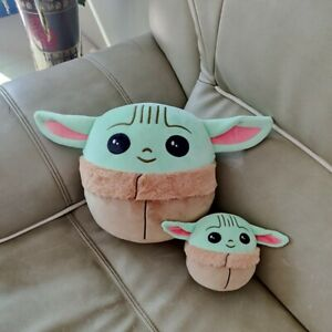 New Baby Yoda Squishmallow 5/10inch Star Wars plush mini doll