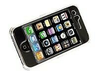 Logic3 IP158 Crystal Case/Screen Protector For iPhone 3G/3GS - Clear
