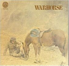WARHORSE mini lp format CD ALBUM inc 5 live bonus tracks