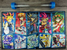Yu-Gi-Oh! Vrains Custom Playmat New zones Link TCG Mat Free High Best Tube