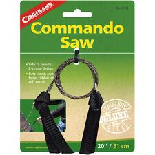 """Coghlan's Commando Serra, superfície de corte 20"""" Fios, cortes de madeira e outro material"""