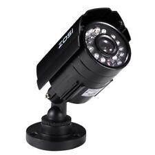 ZOSI 720P AHD Caméra de Surveillance Extérieur 24 Leds IR 20M Vision Nocturne