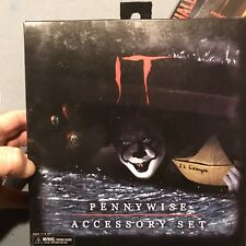 Neca ?IT? (2017) Pennywise Accessory Pack Complete