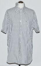 Tommy Hilfiger karierte Kurzarm Herren-Freizeithemden & -Shirts aus Baumwolle
