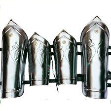Knight Armor Costume Adult Mens Medieval Reenactment Halloween Fancy Dress hh2b