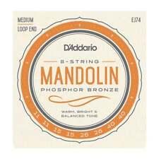 D'Addario Strings D'Addario EJ74 Phosphor Bronze Mandolin Strings - Medium 11-40