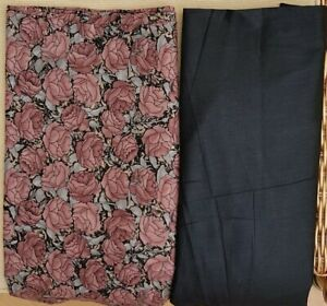 Indian Pakistani Designer (new arrival)Printed Lawn 2 Piece Unstitched
