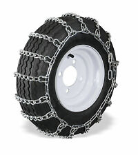 Grizzlar GTU-216 Snowblower Tire Chains Ladder 2 link 10.25x3.25 10x3.50