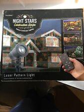 Viatek Night Stars Laser Landscape Lighting, Celebration Series.