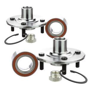 For SATURN SC1/SC2/SL/SL1/SL2/SW1/SW2 FWD Model[FRONT(Qty.2)] Wheel Hub Assembly