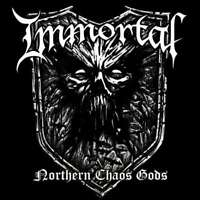 Immortal - Northern Chaos Gods NEW CD