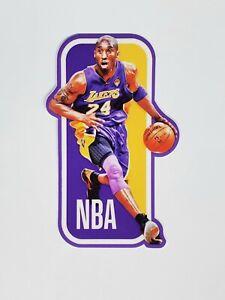 "Kobe Bryant Die Cut Glossy Vinyl Decal 6"" Tall"