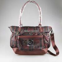 MIMCO SPLENDIOSA BABY BAG + MAT CLARET Clearance Sale RRP$349 New