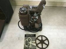 8 MM REVERE MODEL 85 FILM PROJECTOR WITH ORIGINAL CASE