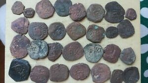 Very nice lot of 29 PIRATES coins.
