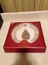 Lenox 2011 Annual Christmas Trees Around the World Plate CHILE NIB