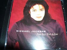 Michael Jackson You Are Not Alone Australian Remixes CD Single – Like New