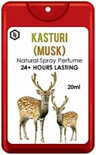 Parag Fragrances Kasturi Musk 20ml Long Lasting Spray Perfume For Man